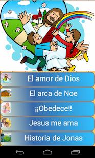 Musica cristiana de niños- screenshot thumbnail