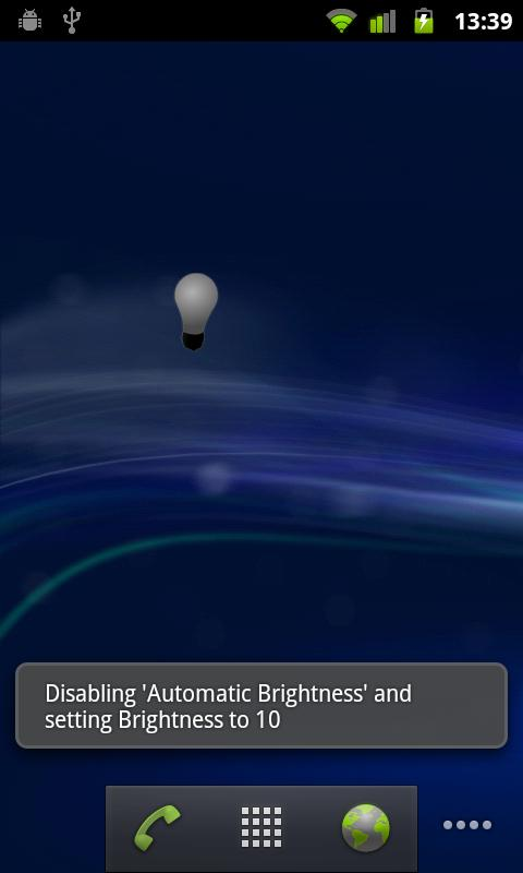Dimmer ( Night Mode )- screenshot