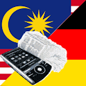 German Malay Dictionary icon