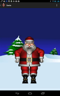 Dancing Santa - screenshot thumbnail