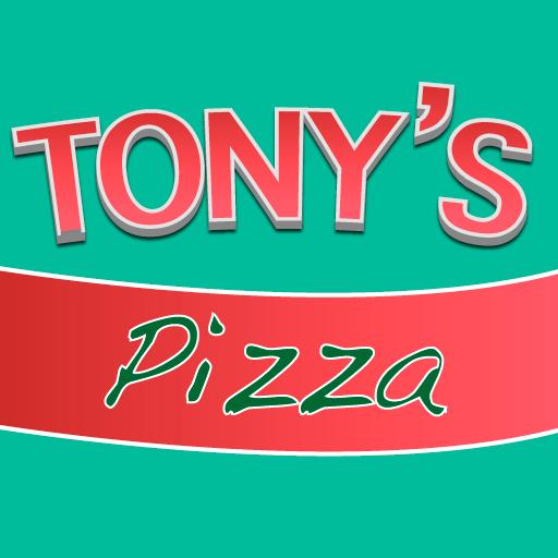 Tonys Pizzeria LOGO-APP點子