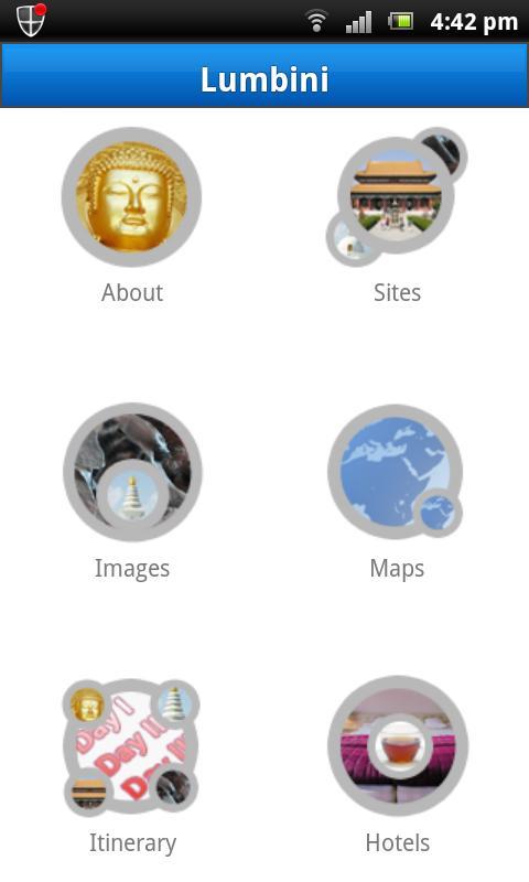 Lumbini- screenshot