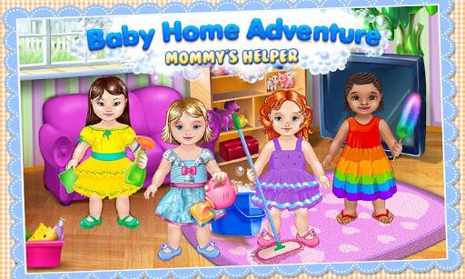 Baby Home Adventure Kids' Game 1.0.9 screenshots 2