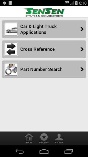【免費生產應用App】SenSen Shocks & Struts-APP點子