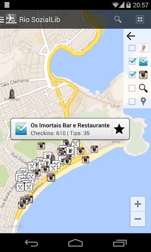 Rio de Janeiro SozialLib
