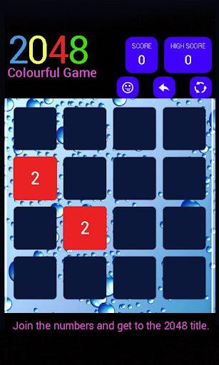 2048 Transparent Game
