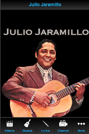 Julio Jaramillo Star Fan
