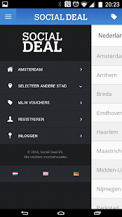 Social Deal - screenshot thumbnail