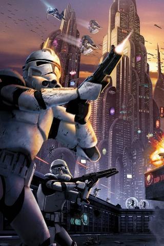 ... Cool Star Wars Live Wallpaper