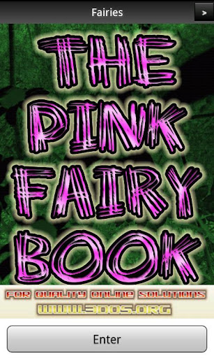 The Pink Fairy Book FREE