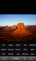 Screenshot of Photo Manip(Editor)