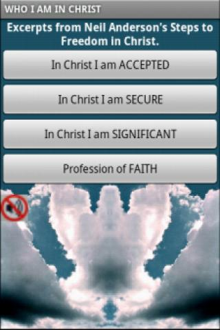 Speak Jesus Christ- screenshot