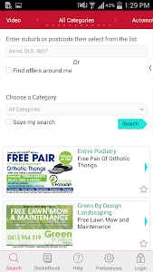 Shop A Docket Coupons screenshot 1