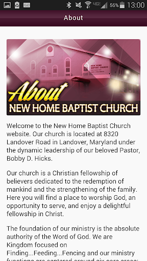 【免費生活App】New Home Church-APP點子