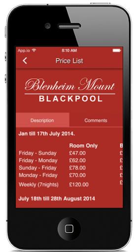 玩商業App|Blenheim Mount免費|APP試玩