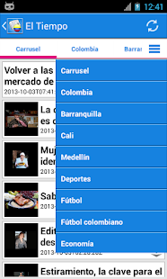 Colombia Noticias - screenshot thumbnail