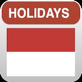 Indonesia Public Holidays 2015
