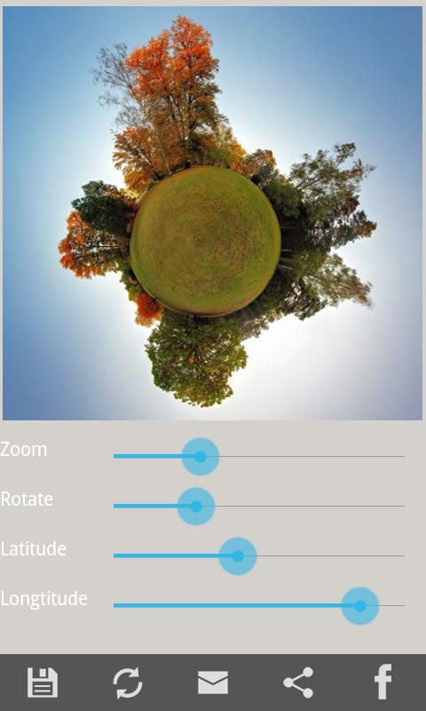 Tiny Planet FX Pro - Android Apps on Google Play