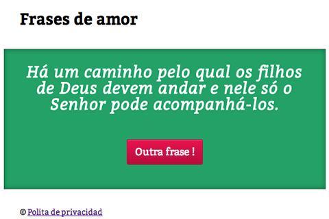 Frases De Amor Em Portugues Imagui