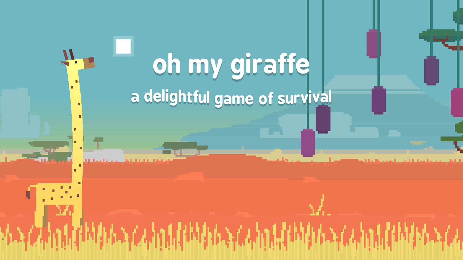 oh my giraffe- screenshot