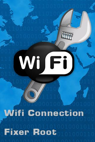 WiFi Connection Fixer Root