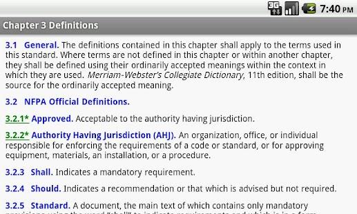 NFPA 1600 2010 Edition- screenshot thumbnail