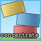 Concentrate - Color Block