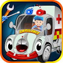 Ambulance Wash & Garage - voit icon
