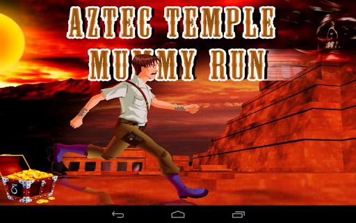 Aztec Temple Mummy Run