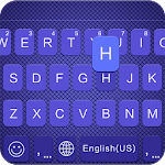 Blueribbon  Keyboard Theme 2.1 Apk