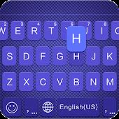 Blueribbon  Keyboard Theme