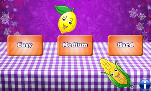 水果和蔬菜的孩子