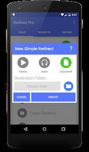 Redirect File Organizer Pro v2.0.2