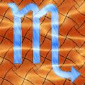 Zodiac Sign Scorpio LWP logo