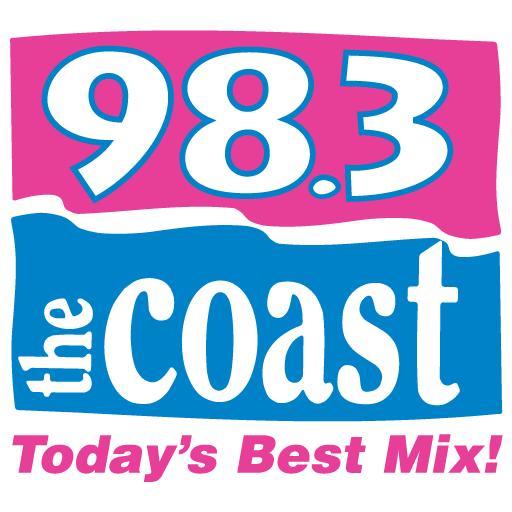 98.3 The Coast LOGO-APP點子