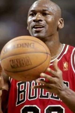 Michael Jordan Slide Wallpaper