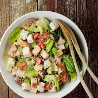 Turkey Club Sandwich Salad Recipe