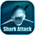 Shark Attack Live Wallpaper icon