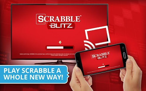 SCRABBLE Blitz for Chromecast Screenshot