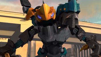 Screenshot of LEGO® Hero Factory Invasion IT