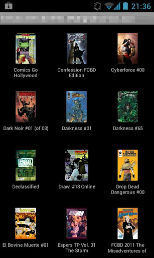 Comics Reader 2.3.222 screenshots 1