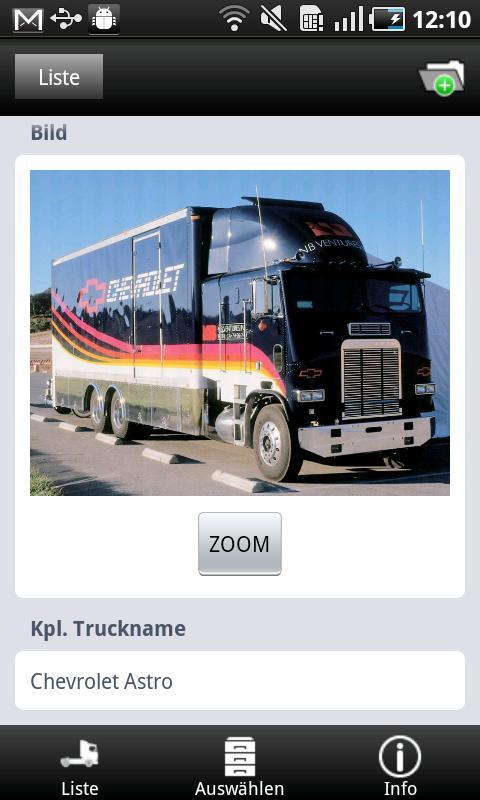 1000 Trucks aus aller Welt- screenshot