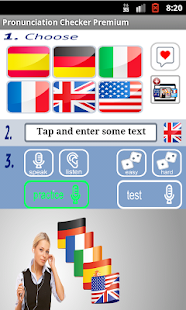 Pronunciation Checker Free- screenshot thumbnail