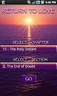 ACIM Text & Lessons - screenshot thumbnail