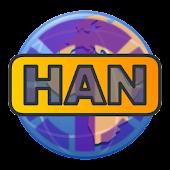 Hanover Offline City Map