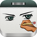 Game How to Draw Anime Eyes APK for Kindle