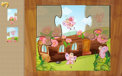 Insects Reptiles & Bees Puzzle- screenshot thumbnail