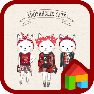 Shopper holic(Red check) Dodol apk