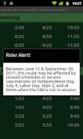 Screenshot of GRCC Metro Bus