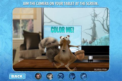 Ice Age: Pirate Picasso- screenshot